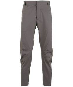 Lanvin | Ankle Zip Trousers Mens Size 48 Cotton