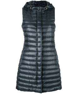 Herno | Padded Gilet Womens Size 40 Polyamide/Goose Down