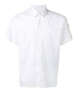 Les Hommes | Shortsleeved Shirt Mens Size 48 Cotton/Spandex/Elastane