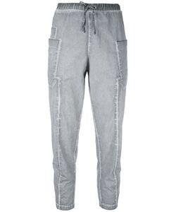 Transit | Drawstring Trousers Womens Size 34 Cotton/Viscose