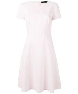 Steffen Schraut   Shortsleeved Fla Dress Womens Size 36 Cotton/Polyester/Spandex/Elastane