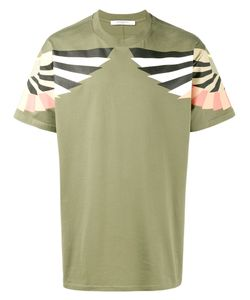 Givenchy | Optical Wing Print T-Shirt Mens Size Large Cotton