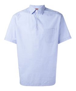 Barena   Chest Pocket Shirt Mens Size 46 Cotton/Spandex/Elastane