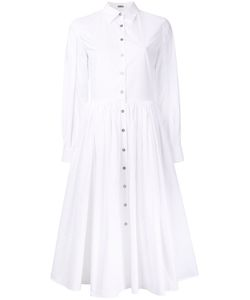 Jourden | Fla Shirt Dress Womens Size 38 Cotton