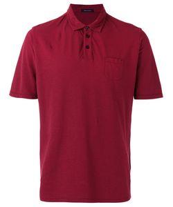 Roberto Collina | Chest Pocket Polo Shirt Mens Size 50 Cotton