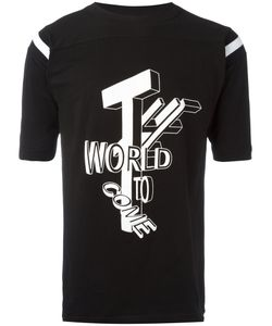 KTZ | The World T-Shirt Adult Unisex Size Small Cotton