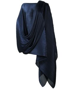 Pleats Please By Issey Miyake | Long Pleated Tunic Womens Polyester