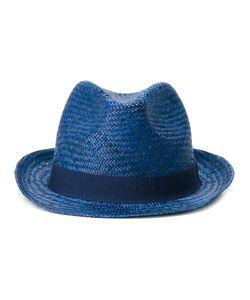 Hackett | Straw Hat Mens Size Medium Straw