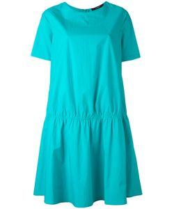 Odeeh | Gathe T-Shirt Dress Womens Size 42 Cotton