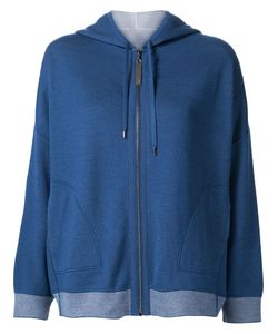Maison Ullens | Zipped Hoodie