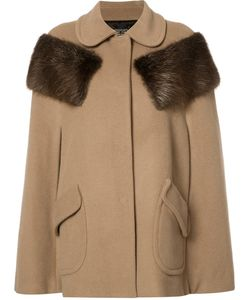 Creatures Of The Wind | Jarvis Coat Womens Size 2 Viscose/Beaver