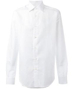 Fashion Clinic | Classic Buttoned Shirt Mens Size 39 Cotton/Linen/Flax
