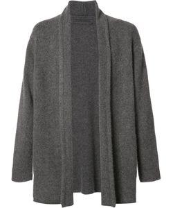 The Elder Statesman | Buttonless Cardigan Mens Size Large Cashmere