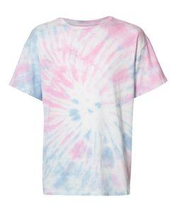 The Elder Statesman | Tie Dye T-Shirt Mens Size Xl Cotton