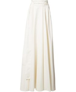 Novis | Vine Pleated Skirt Womens Size 4 Cotton