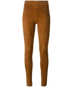Stouls | Soft Leggings Womens Size Xl Lamb Skin/Cotton/Spandex/Elastane