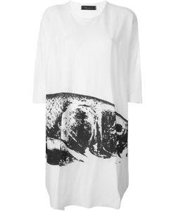 Area Di Barbara Bologna | Printed T-Shirt Dress