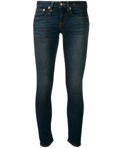 R13 | Classic Skinny Jeans Womens Size 27 Cotton/Spandex/Elastane