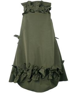Maison Rabih Kayrouz   Bow Detail Fla Dress Womens Size 38