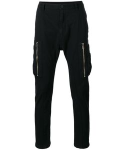 Helmut Lang | Core Twill Cargo Pants Mens Size 29 Cotton/Spandex/Elastane