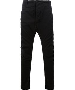 11 By Boris Bidjan Saberi | Drop-Crotch Skinny Trousers Mens Size Large