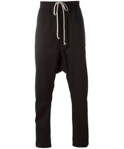 Rick Owens DRKSHDW | Drawstring Cropped Pants Mens Size Small Cotton