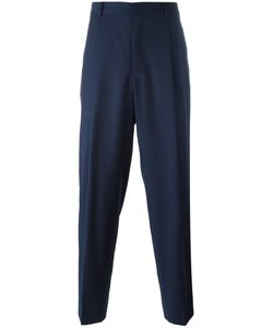 E. Tautz | Pleated Wide Leg Trousers Mens Size 30 Wool/Viscose