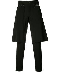 Comme Des Garçons Homme Plus | Laye Trousers Mens Size Medium