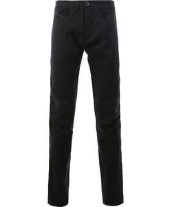 Label Under Construction | Straight Trousers Mens Size 46 Cotton/Linen/Flax