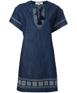 Vanessa Bruno Athé | Shift Denim Dress Womens Size 38 Cotton/Polyester