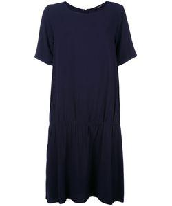 Odeeh | Gathe T-Shirt Dress Womens Size 36 Viscose