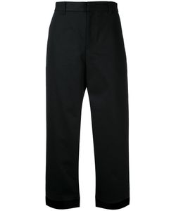 Astraet | Cropped Trousers Size 1 Cotton