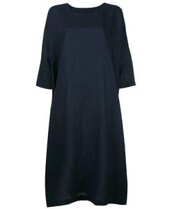 Daniela Gregis | Oversized T-Shirt Dress Womens Size 1 Linen/Flax