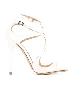 Jimmy Choo | Lance Sandals Womens Size 37 Leather