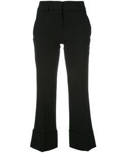 Versus | Cropped Trousers Womens Size 46 Polyester/Spandex/Elastane