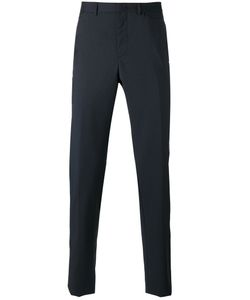Z Zegna | Tape Trousers Mens Size 52 Wool/Acetate/Viscose