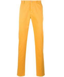 Etro | Classic Chinos Mens Size 52 Cotton/Spandex/Elastane