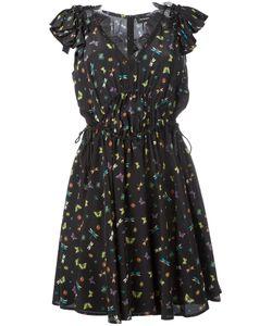 The Kooples | Ladybird Dress Womens Size Xs Silk/Polyamide/Polyester