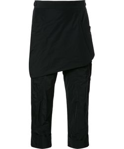 Thamanyah   Laye Cropped Trousers Mens Size 46 Polyester
