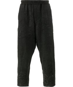 By Walid | Morton Embroide Trousers Mens Size Large Cotton/Linen/Flax