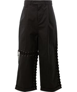 Craig Green | Laced Loose-Fit Trousers Size Large Cotton