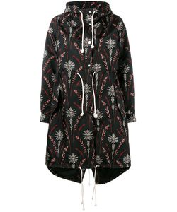 Creatures Of The Wind | Printed Nylon Parka Womens Size 4