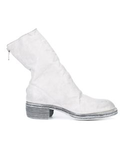 Guidi | Rear Zip Boots Womens Size 44 Horse Leather