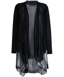 Demoo Parkchoonmoo | Draped Cardigan Womens Size 38 Polyester