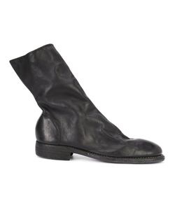 Guidi | Side Zip Boots Mens Size 44 Leather/Horse Leather