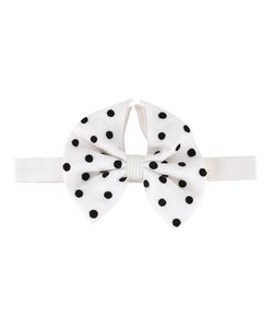 JUPE BY JACKIE | Dots Print Bow Tie Mens Silk