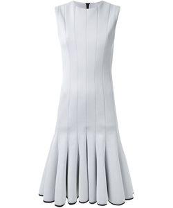 Robert Wun | Paneled Flared Dress