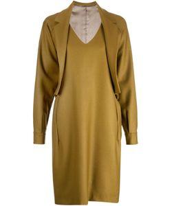 Bless | Blazer Style Shift Dress