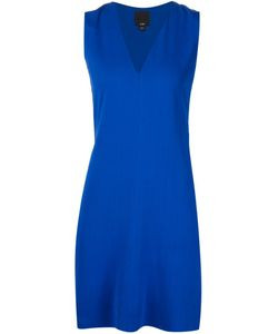 Ji Oh | Sleeveless V-Neck Dress