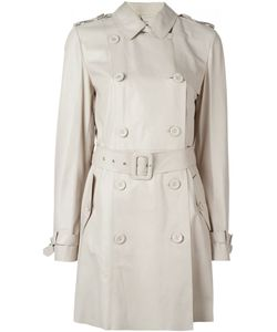 Desa Collection | Double Breasted Trench Coat